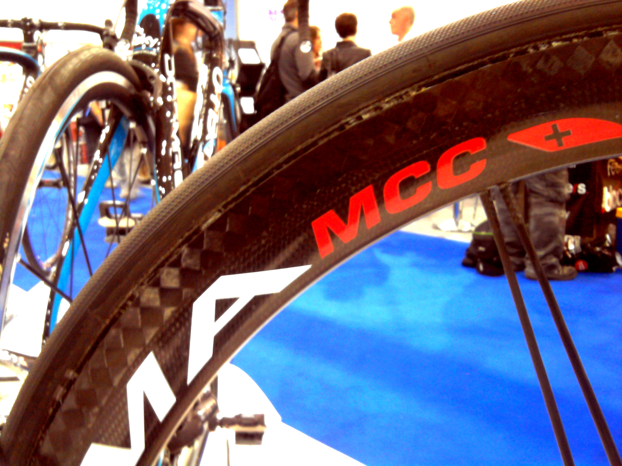 corima, mcc deep section, carbon wheel