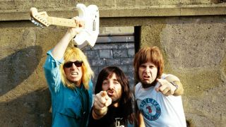 Spinal Tap in 1984: straight in at number 11