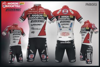 Androni Giocattoli-Sidermec 2021 kit