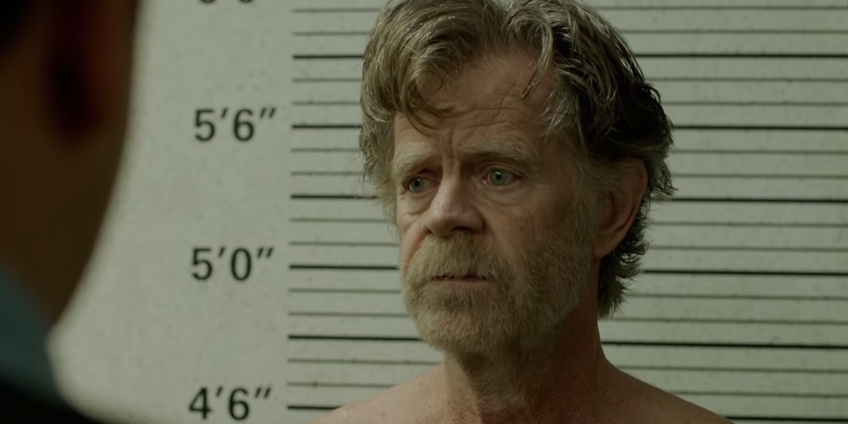 william h macy frank gallagher shameless showtime