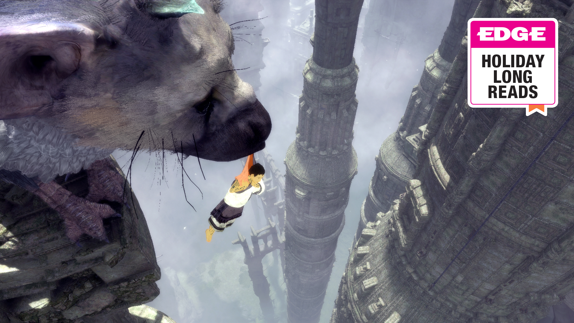 The Last Guardian S Divisive Design Is Precisely What Makes It