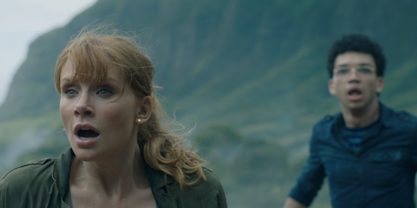 Bryce Dallas Howard in Jurassic World: Fallen Kingdom