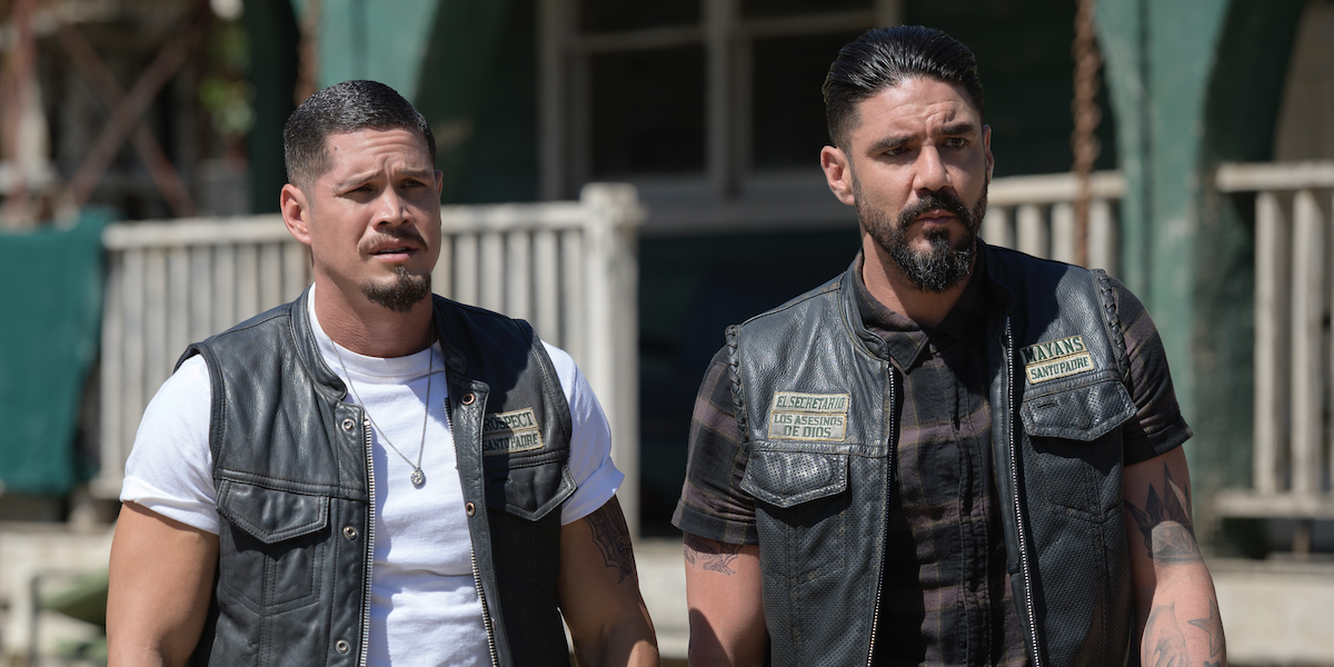 Mayans M.C. Star Is As Suspicious As We Are About That Season 2 Finale Reveal