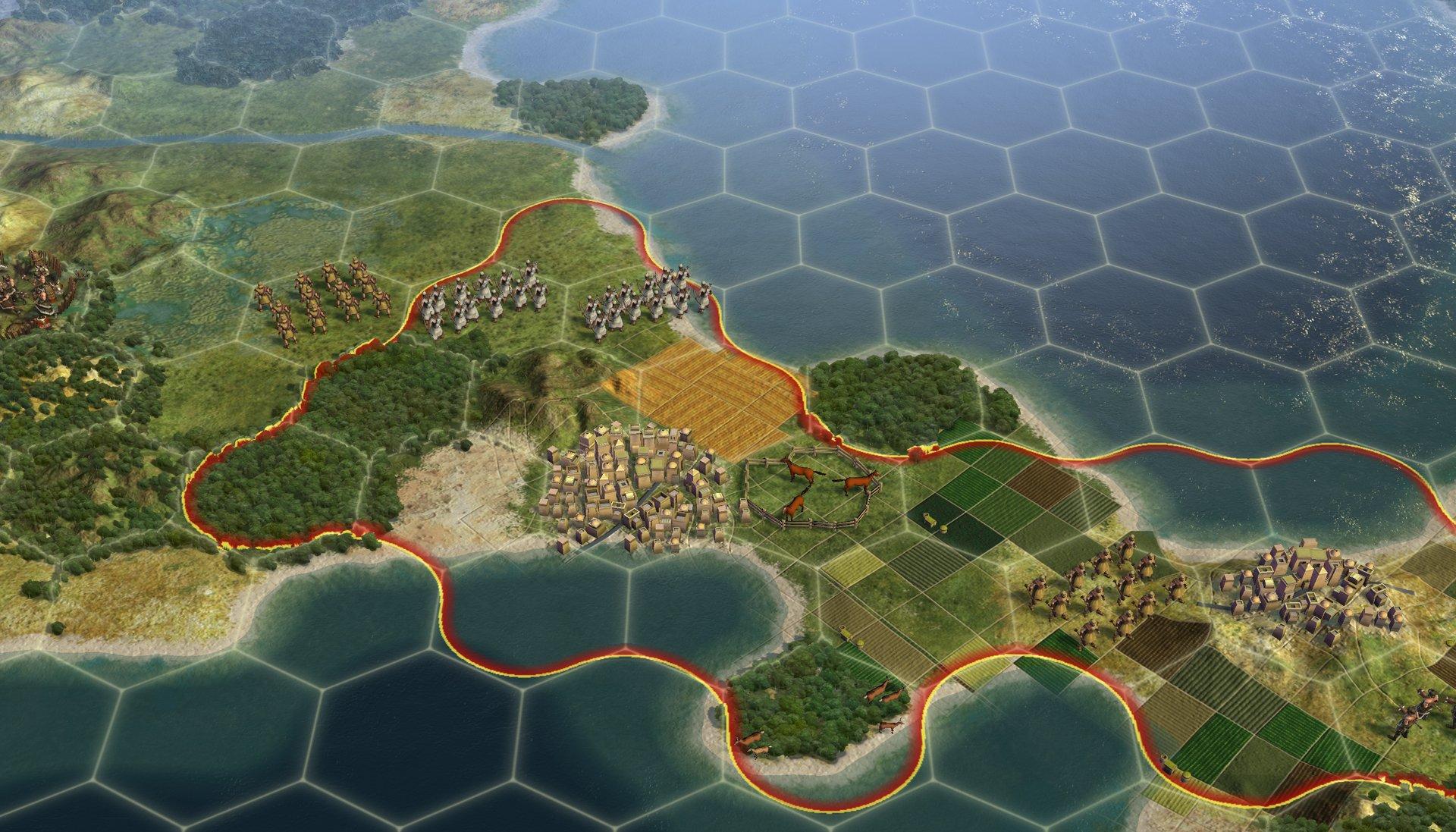 Civilization V Announced, First Screenshots Released #11850