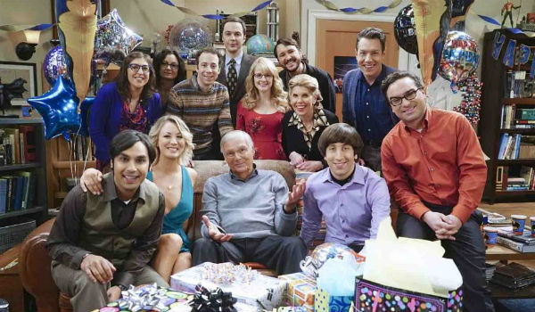 adam west the big bang theory The Celebration Experimentation cbs