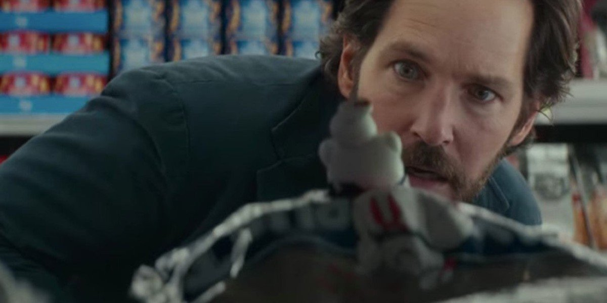 Paul Rudd - Ghostbusters: Afterlife