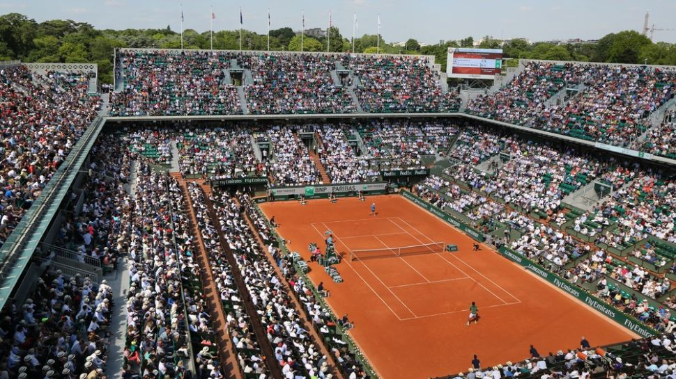 Теннис. WTA Ролан Гаррос-2019 смотреть онлайн