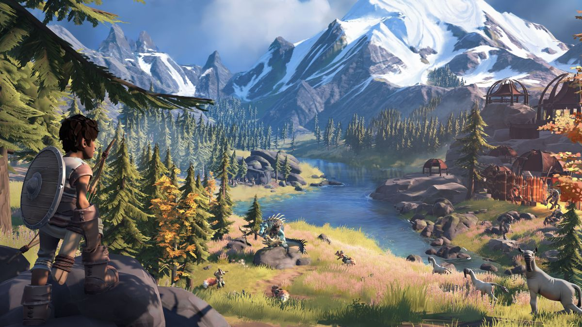 Open-world adventure Pine goes into beta on the Kartridge storefront