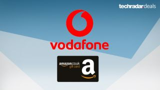 vodafone mobile phone deals with amazon voucher exclusive