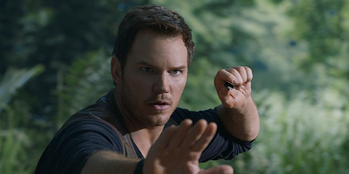 Chris Pratt in Fallen Kingdom