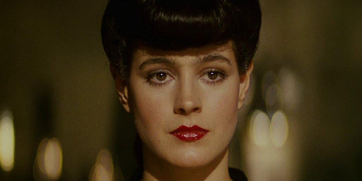 Batman Returns Catwoman hopeful Sean Young in Blade Runner