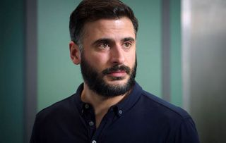 Isaac Mayfield played in Holby City by Marc Elliott