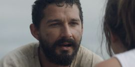Shia LaBeouf's Wild New Live Musical About COVID Is The Most Shia LaBeouf Thing Ever