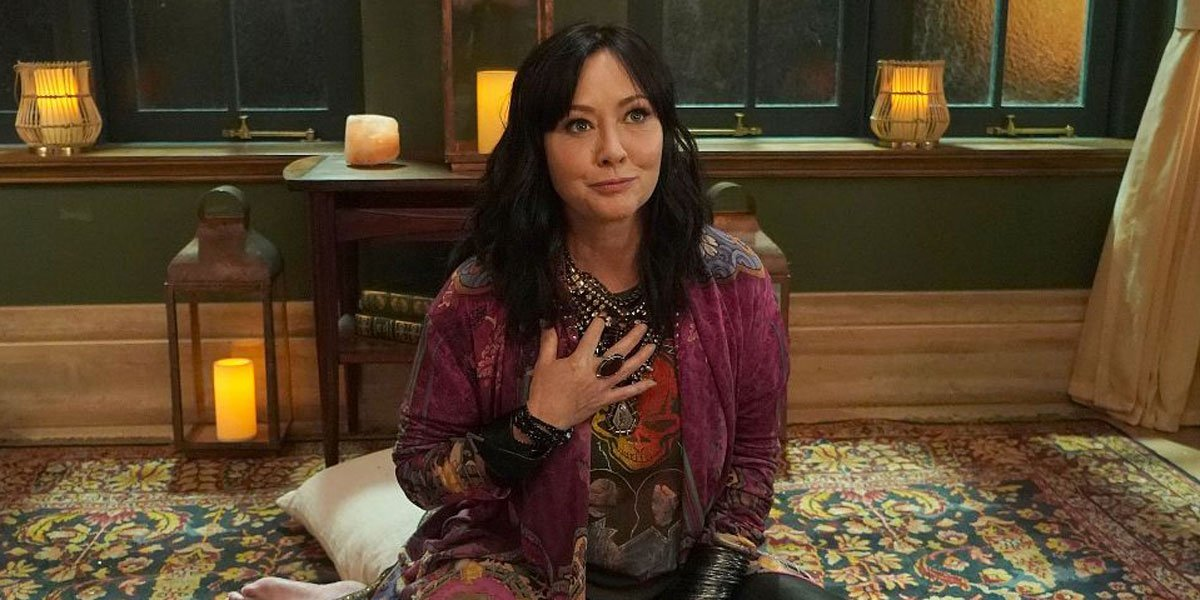 Shannen Doherty Reveals Her Cancer Has Recurred: 'I'm Stage 4'