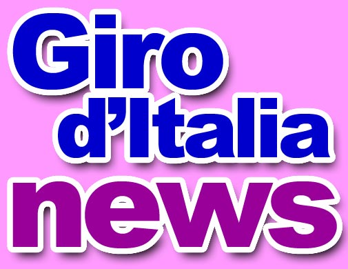 Giro d'Italia news logo