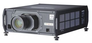 First 3-Chip DLP Projector with LED Illumination