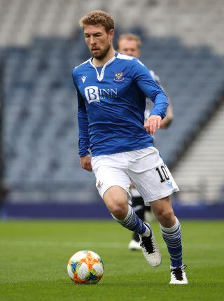 St Mirren v St Johnstone – Scottish Cup – Semi Final – Hampden Park
