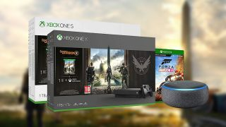 Get over £70 off an Xbox One X or S with The Division 2, Forza Horizon 4, and an Echo Dot