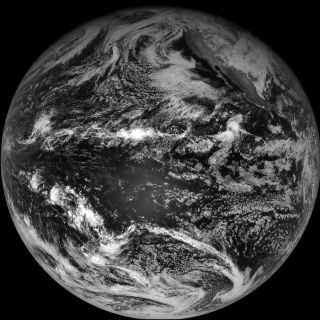 GOES-11, GOES-West, Earth