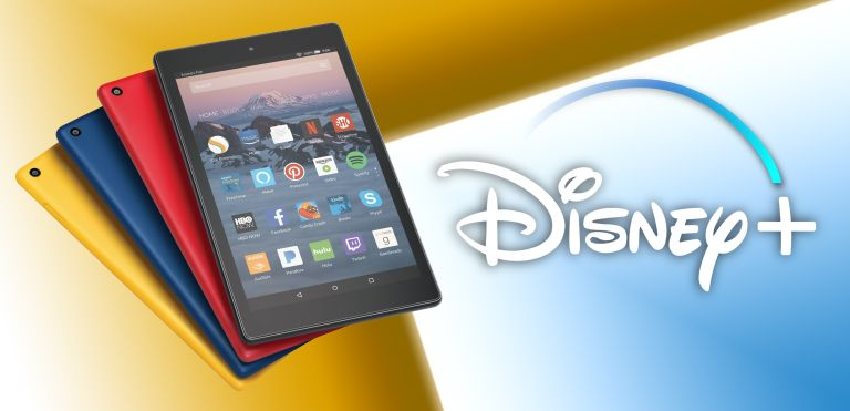 Disney+ UK Amazon Fire TABLET