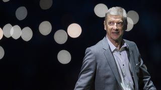 Arsene Wenger Real Madrid