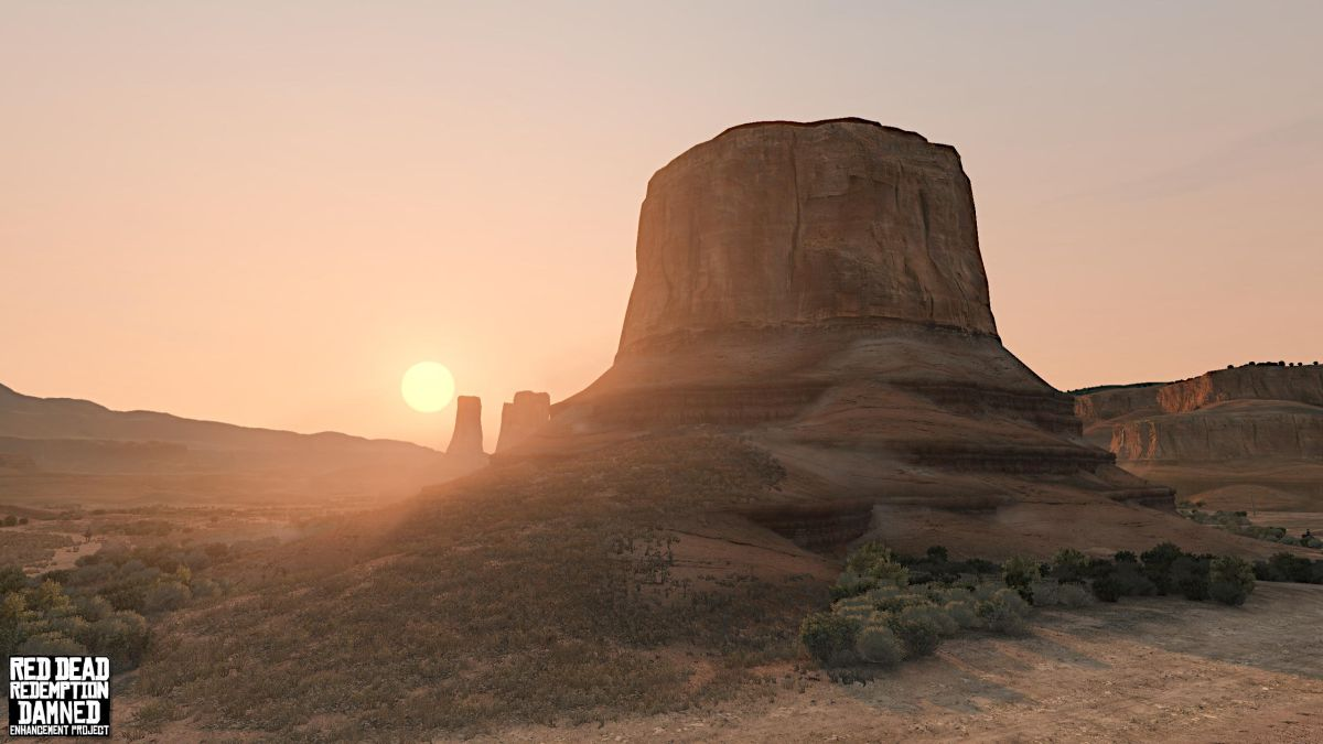 A modder is remastering Red Dead Redemption on PC | PC Gamer