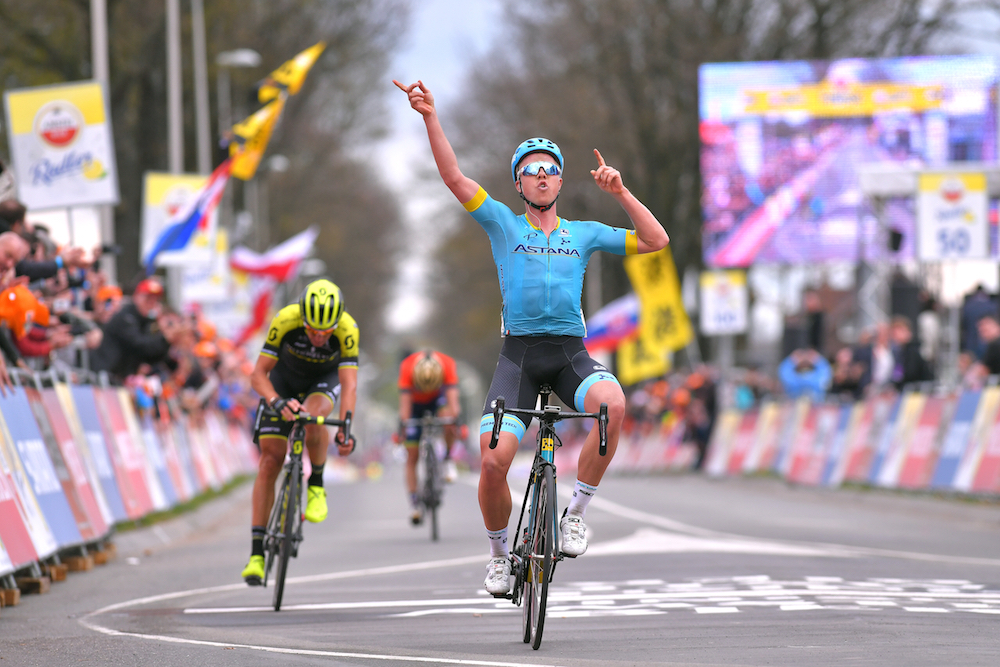 Michael Valgren takes impressive victory at Amstel Gold ...
