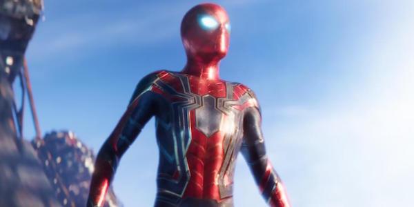 Tom Holland is Spider-Man