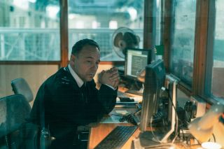 Stephen Graham as prison officer Eric has a difficult decision to make.