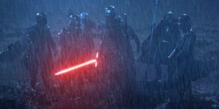The Knights of Ren in Star Wars: The Force Awakens