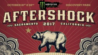 The Aftershock 2017 logo