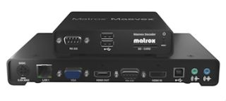 Matrox Graphics' Maevex 5100 Series Video Over IP