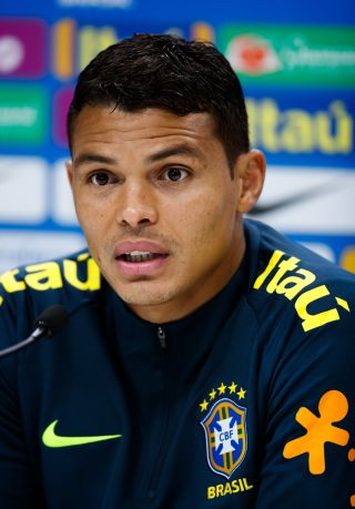 Brazil Training and Press Conference – Enfield Training Ground