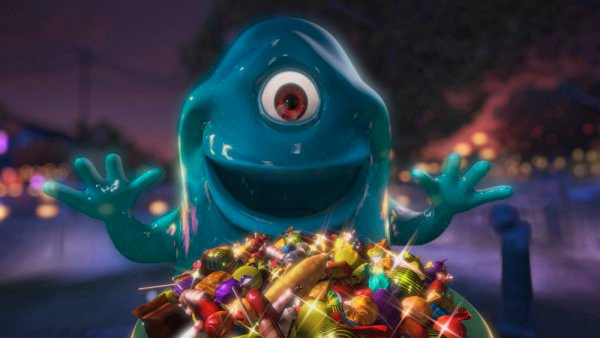 Monsters Vs. Aliens: Mutant Pumpkins From Outer Space Preview #9912