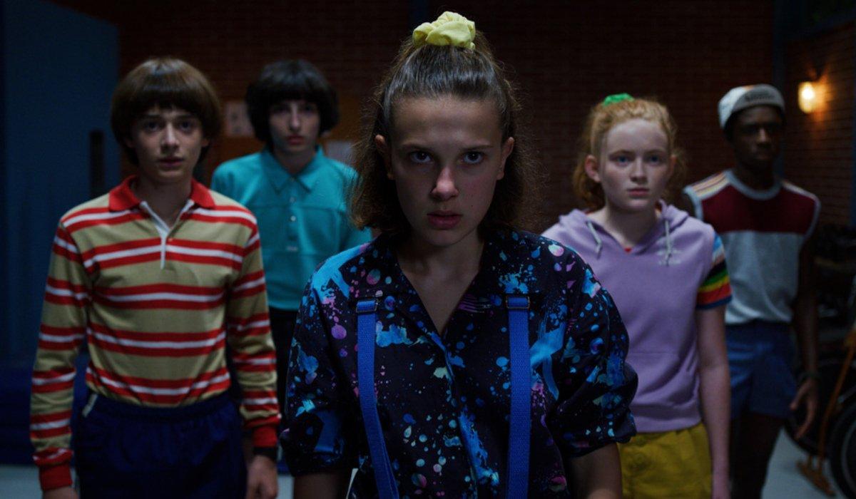 stranger things season 3 eleven kids netflix