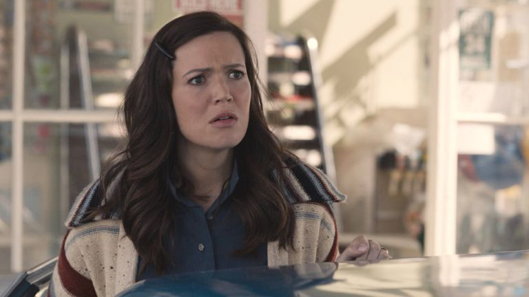 Mandy Moore as Rebecca Pearson in This Is Us