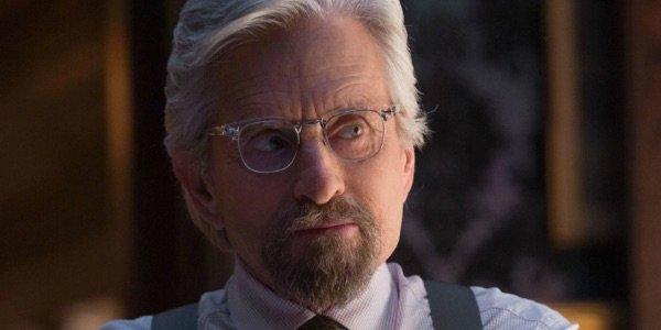 Hank Pym in Ant-Man