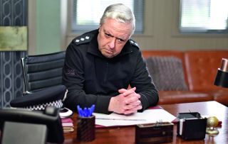 As the drama The Loch continues Chief Inspector Smilie is furious when the press are tipped off about the serial killer