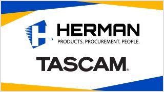 Herman to Distribute Tascam