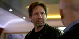 The Nicest Thing David Duchovny Has Ever Heard In His Career