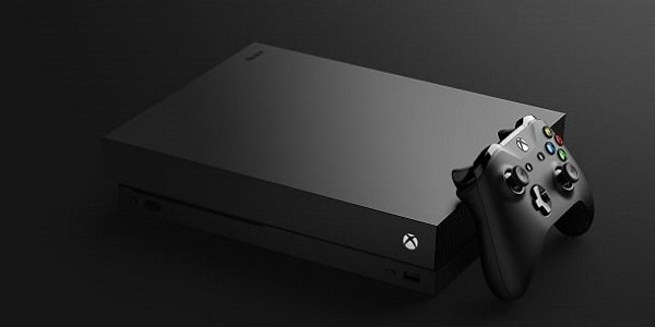 The Xbox One X