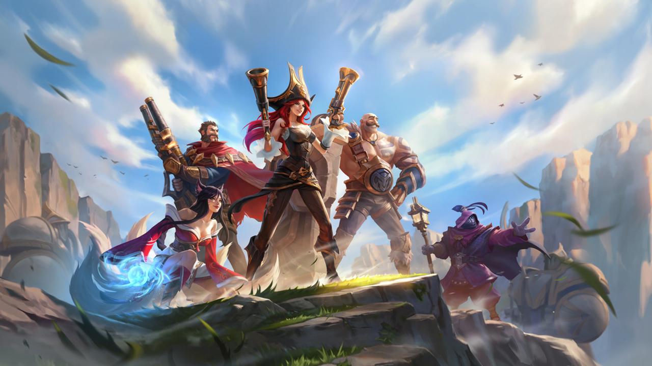 League of Legends: Wild Rift is a kinder, gentler League of Legends