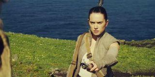 Rey in Star Wars Episode IX