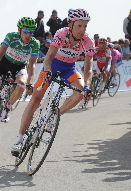 Pieter Weening, Giro d
