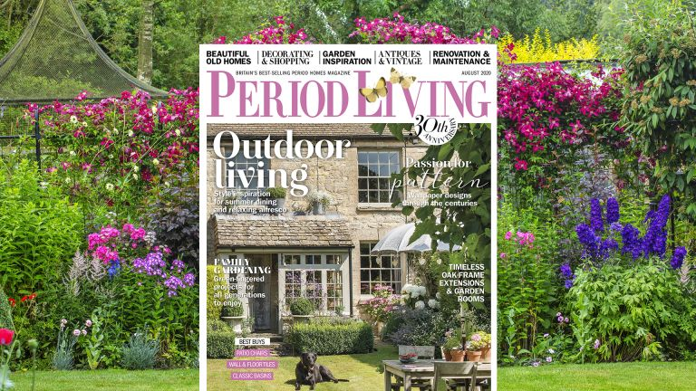 Preview of Period Living August 20 issue