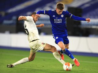 Leicester City v Zorya Luhansk – UEFA Europa League – Group G – King Power Stadium