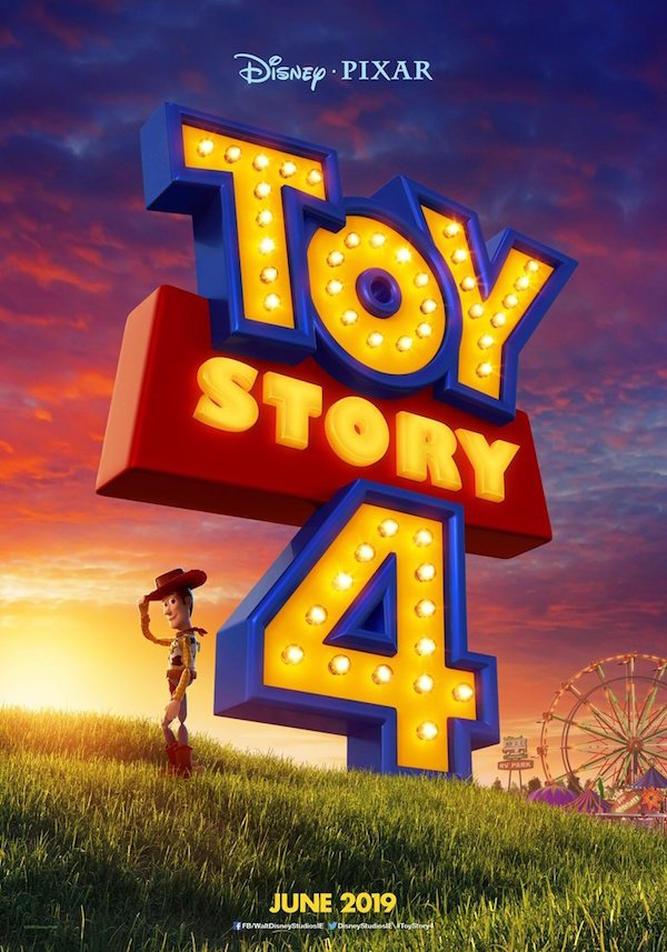 Toy Story 4 carnival poster