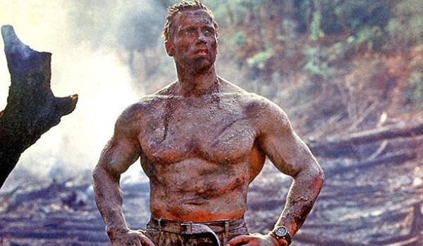 Arnold Schwarzenegger Predator 1987