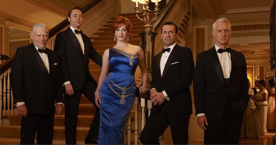 Mad Men Season 6 Photos Show Off The Glamorous Cast  #26035