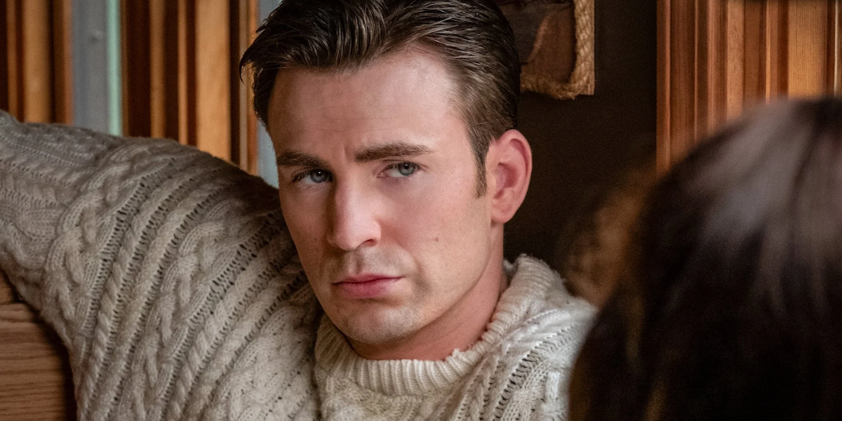 Chris Evans Admits He Did Some 'Begging' To Land Knives Out Role
